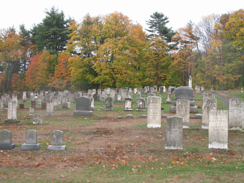 Somers North Cemetery