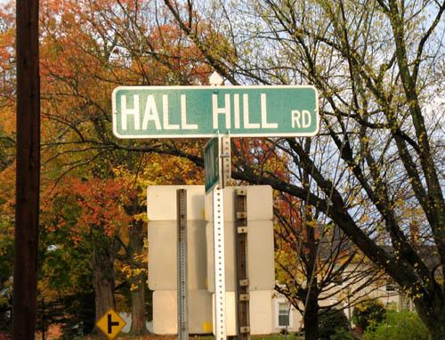 Hall Hill Road